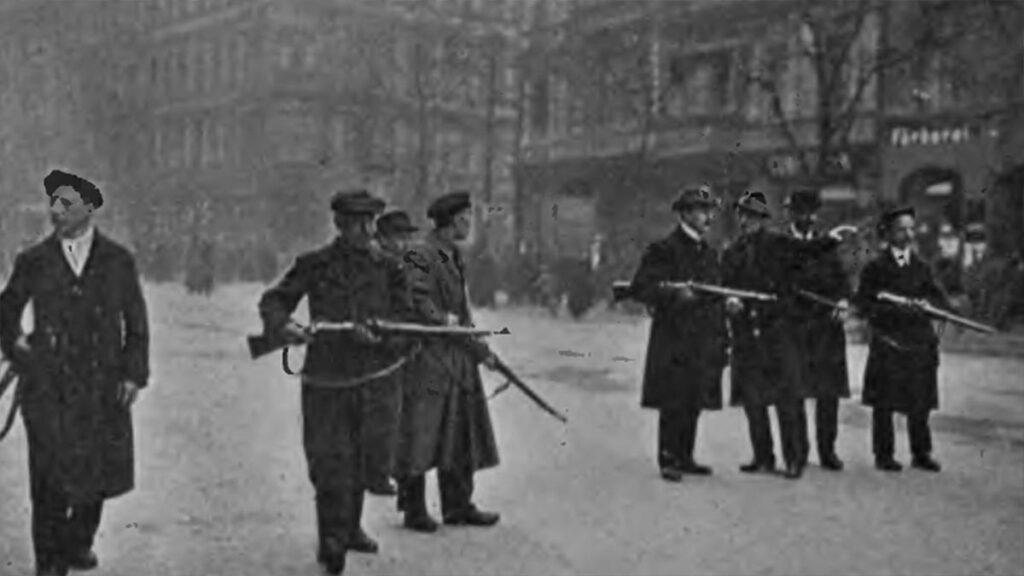 Βερολίνο - Επανάσταση 1919