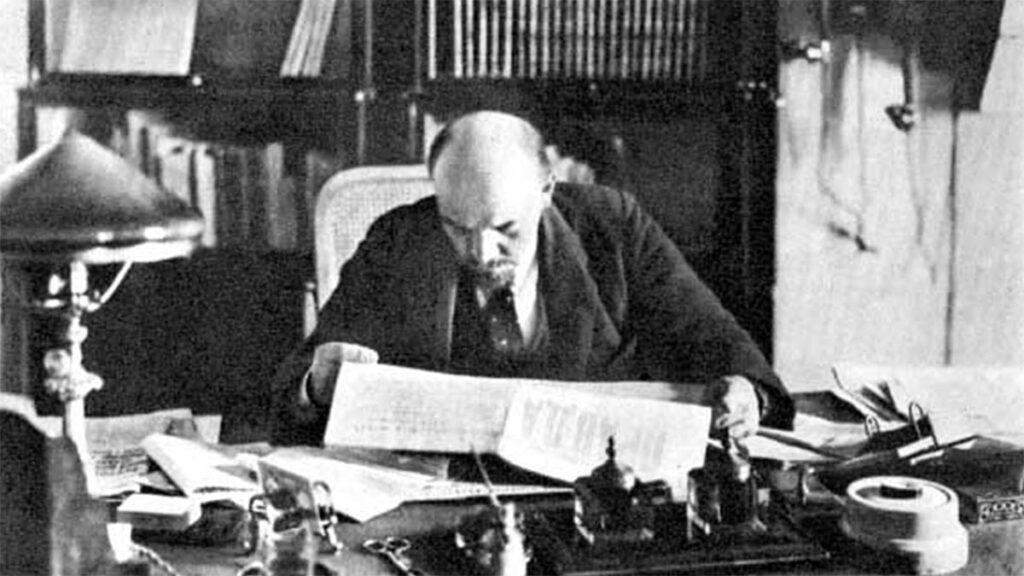 ΕΣΣΔ - Βλαδίμηρος Ίλιτς Λένιν