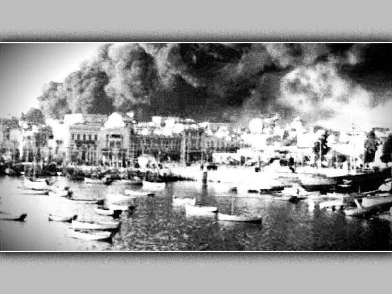 Βομβαρδισμός του Πειραιά 1944