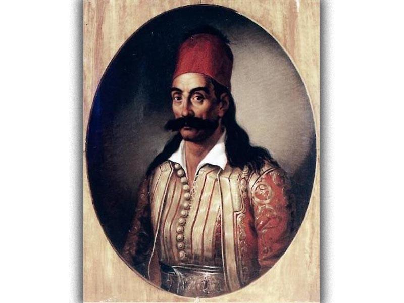 Ελληνική Επανάσταση 1821 - Γεώργιος Καραϊσκάκης