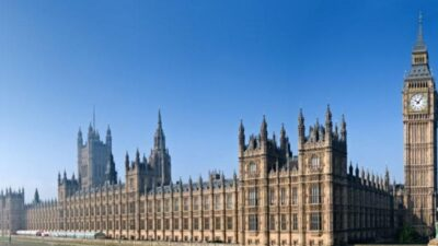 Αγγλία - Γουέστμινστερ - κοινοβούλιο