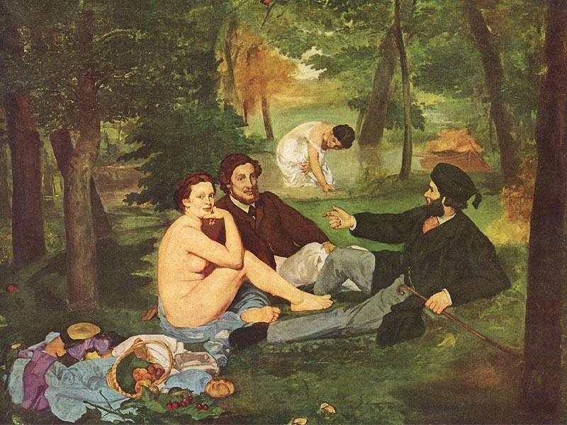 Πολιτισμός - Ζωγραφική - Εντουάρ Μανέ