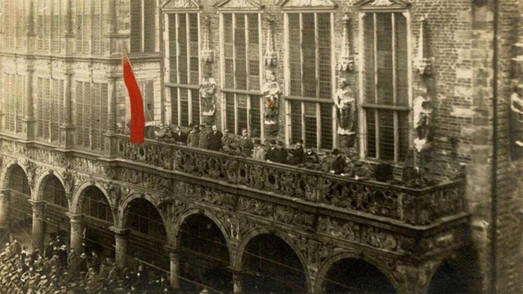 Γερμανία - Επανάσταση 1919
