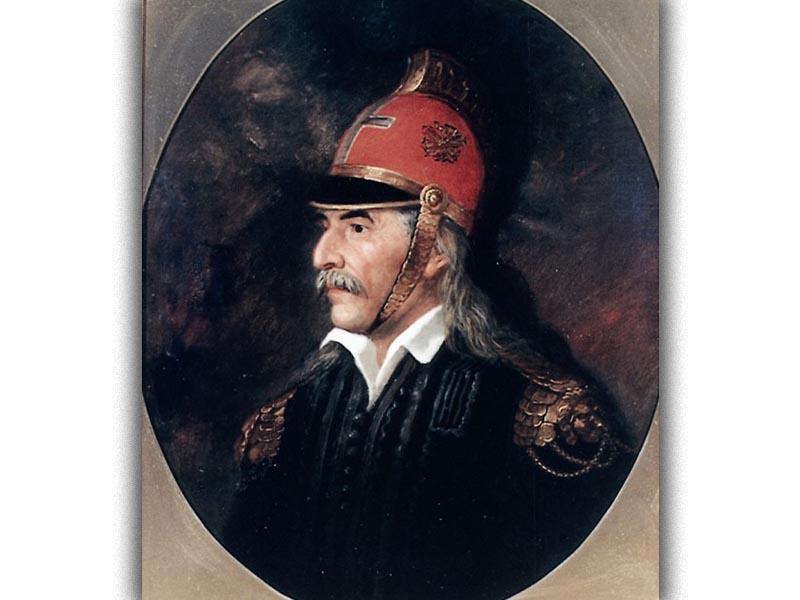 Ελληνική Επανάσταση 1821 - Θεόδωρος Κολοκοτρώνης
