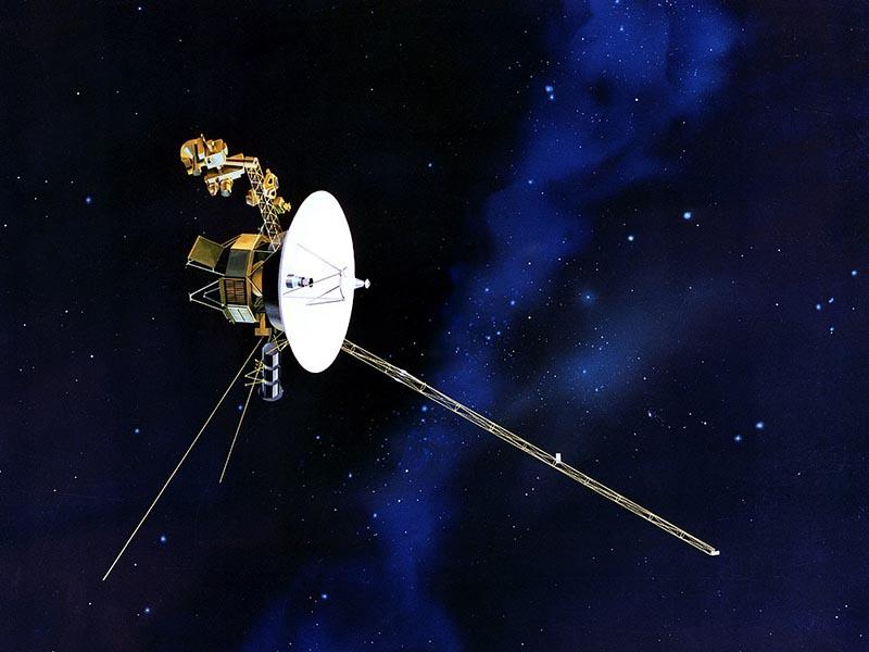 ΗΠΑ - Διαστημικό πρόγραμμα - Βόγιατζερ 2