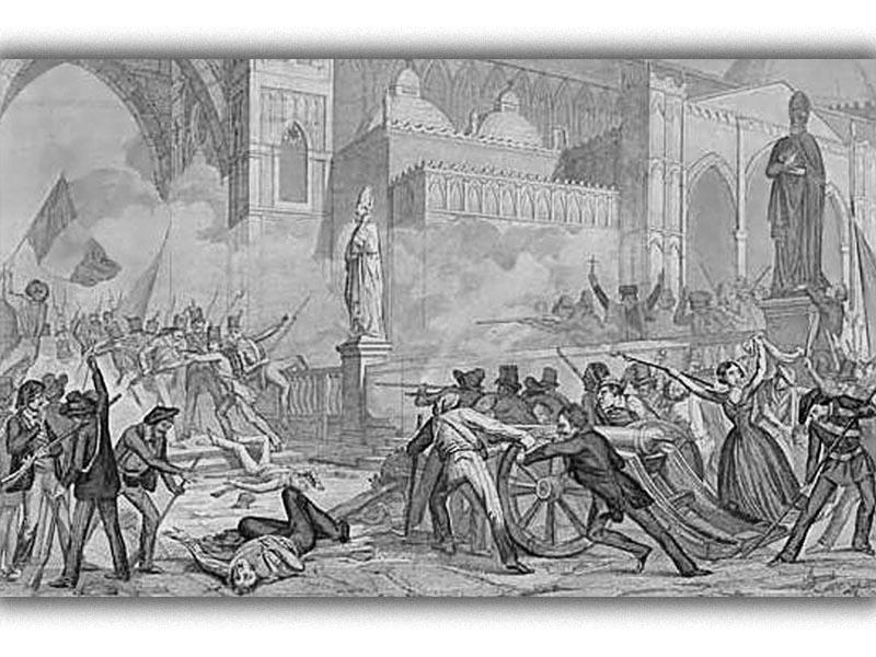 Εξέγερση του Παλέρμο, 1848