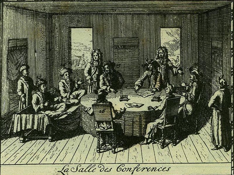 Αυστρο-οθωμανικός Πόλεμος (1683-1699) - Συνθήκη του Κάρλοβιτς