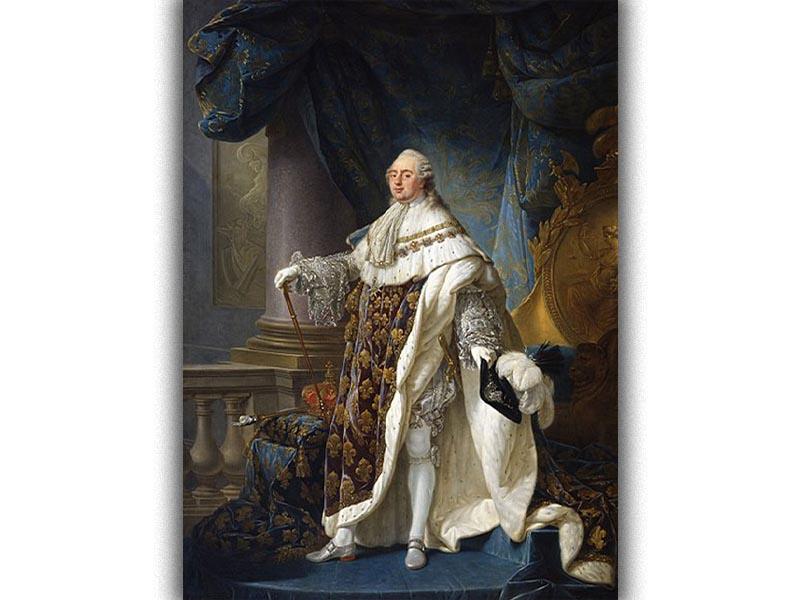 Γαλλία - Γαλλική Επανάσταση - Λουδοβίκος ο 16ος
