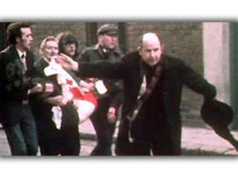Βόρεια Ιρλανδία - Ματωμένη Κυριακή 1972