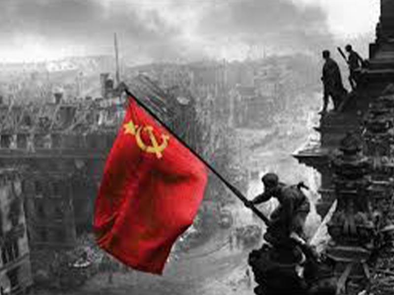 Βερολίνο 9/5/1945 - Μιχαήλ Μίνιν