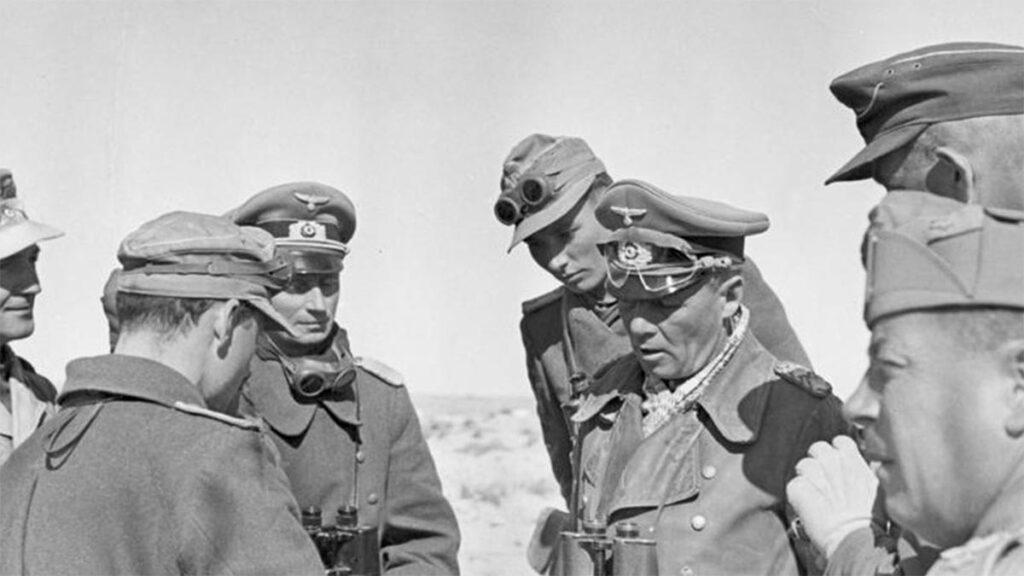 Ναζιστική Γερμανία - Έργουιν Ρόμελ