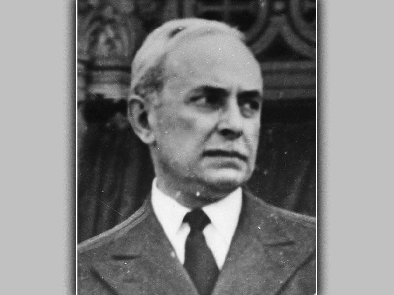 Ελλάδα - Κυβέρνηση 1941 - Αλέξανδρος Κορυζής