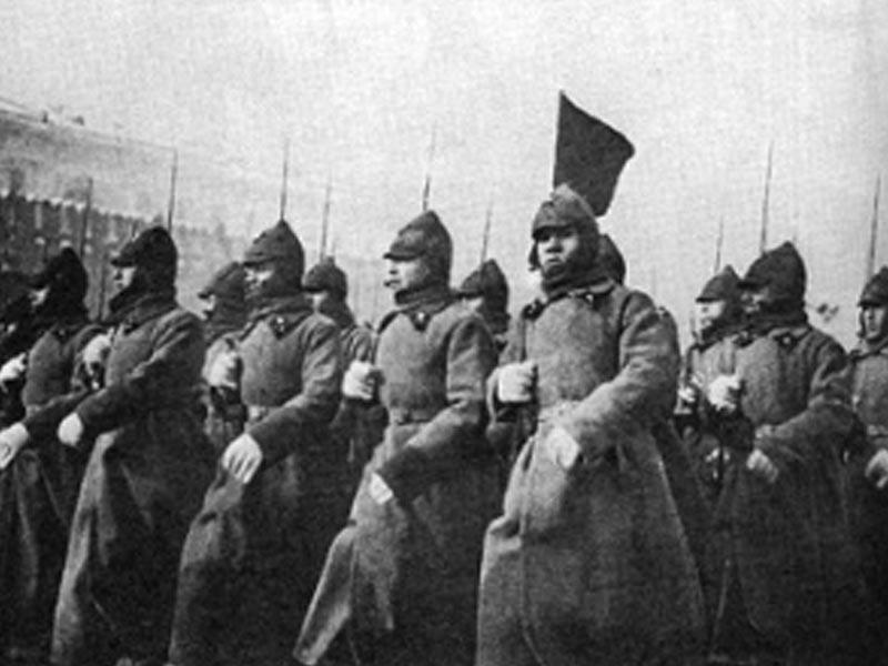 ΕΣΣΔ - Κόκκινος Στρατός - Ρόζα Σανίνα