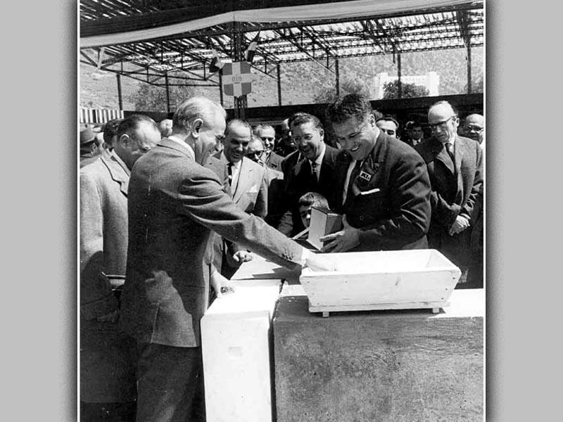 Ελλάδα Κυβέρνηση 1965 - Κωνσταντίνος Καραμανλής