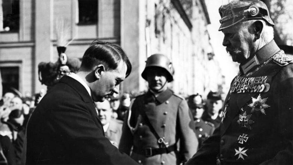 Γερμανία - Ναζί - Χίτλερ - Χίντεμπουργκ - Ράιχσταγκ