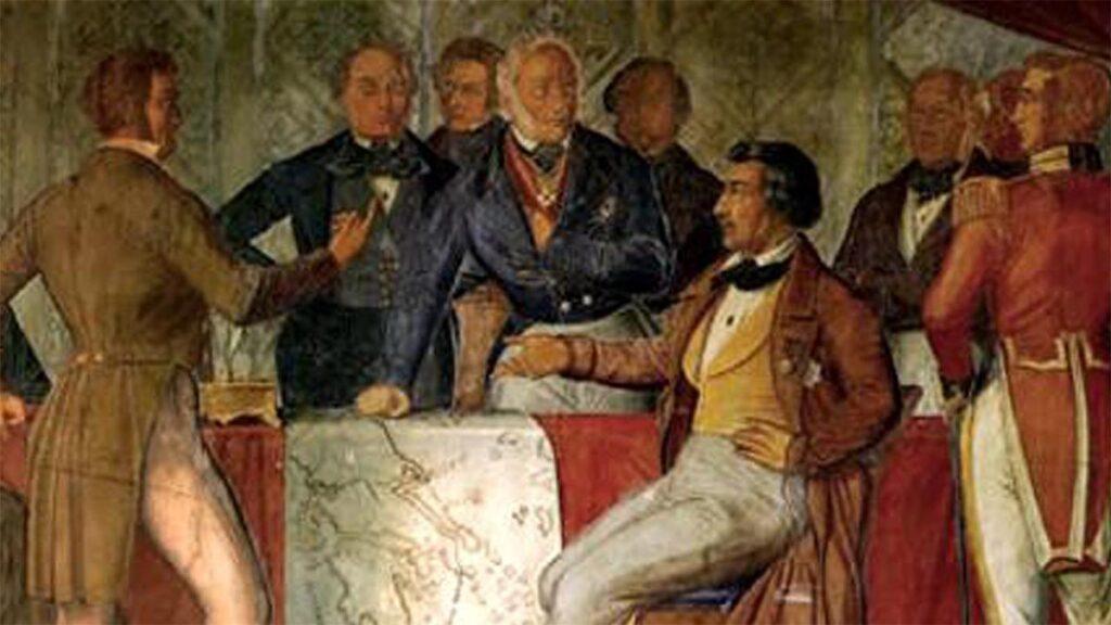 Ελληνική Επανάσταση 1821 - Διάσκεψη του Λονδίνου, 1930