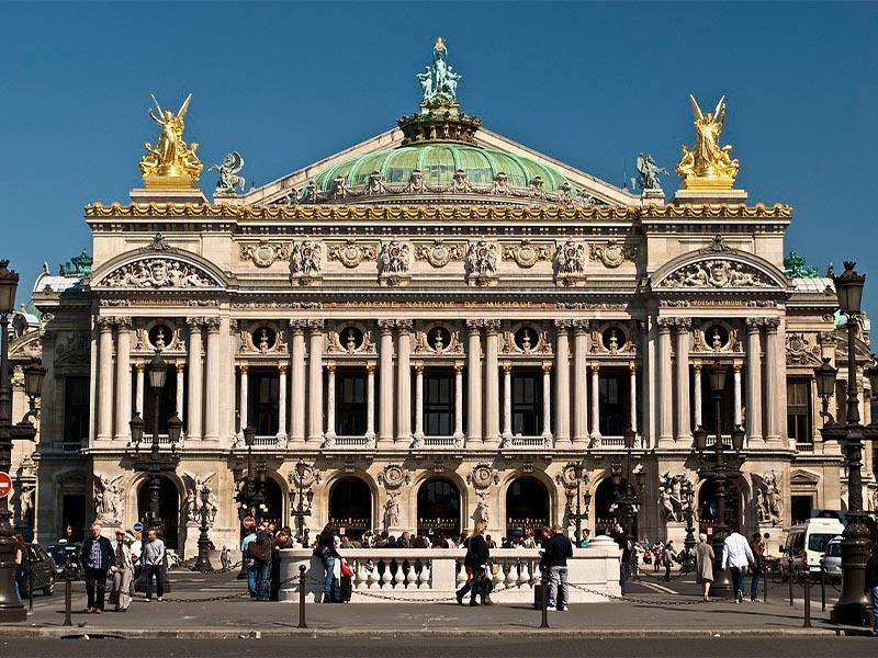 Παρίσι - Παλέ Γκαρνιέ (Όπερα)