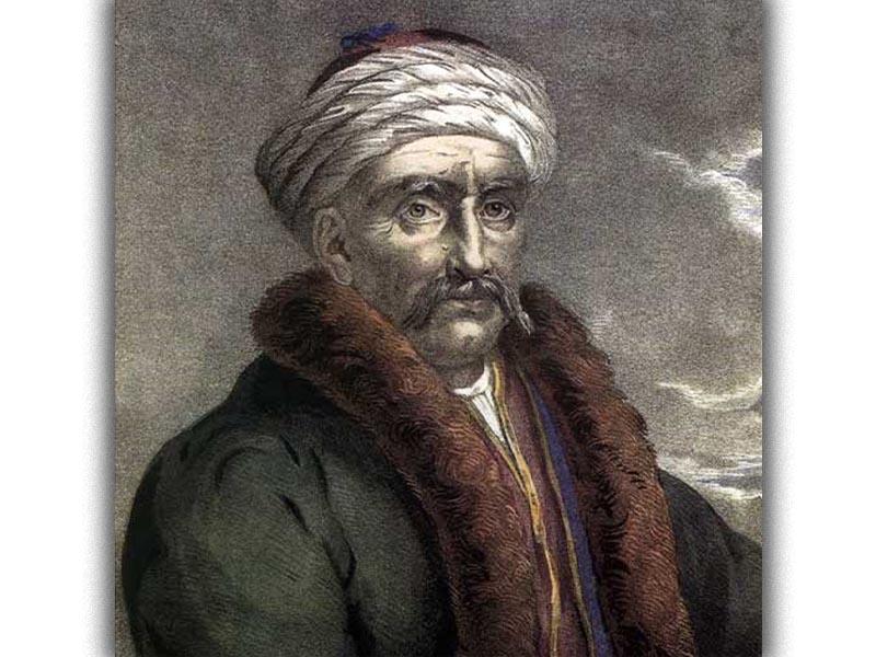 Ελληνική Επανάσταση 1821 - Πανούτσος Νοταράς
