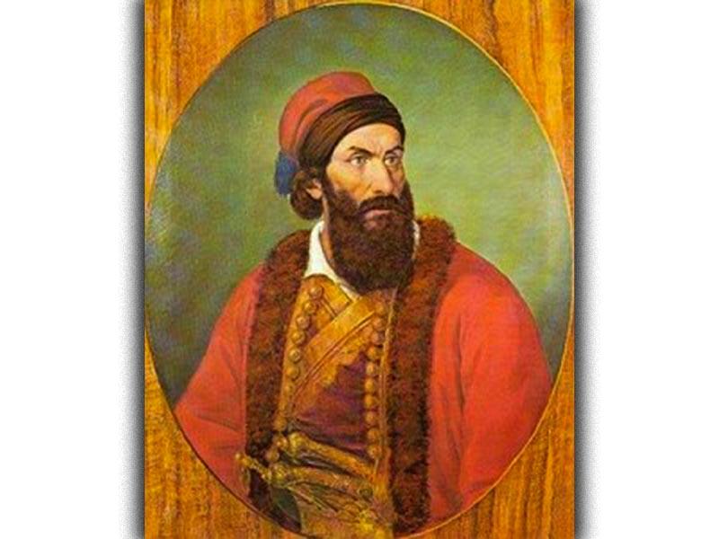 Ελληνική Επανάσταση 1821 - Παπαφλέσσας