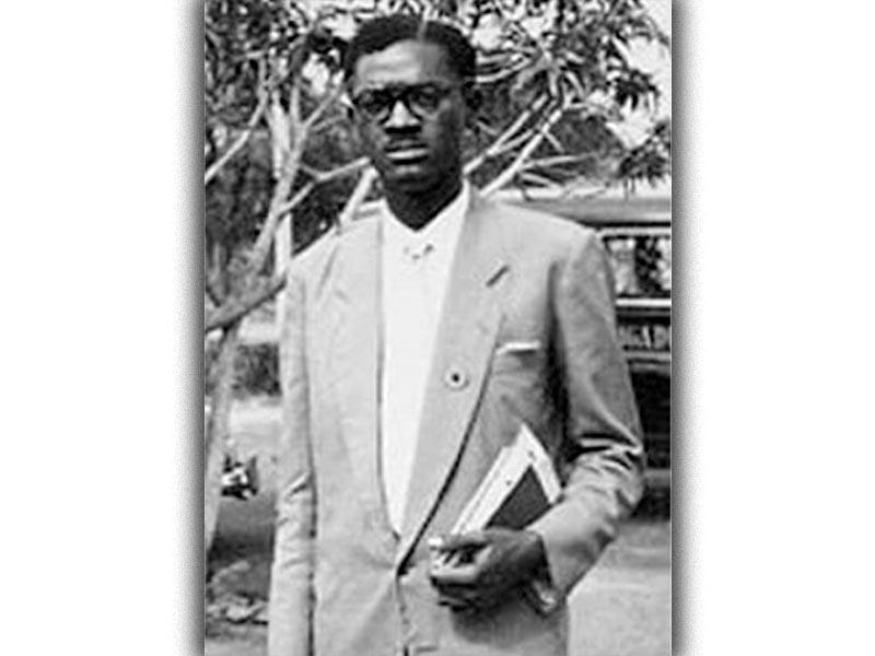 Κονγκό - Πατρίς Λουμούμπα