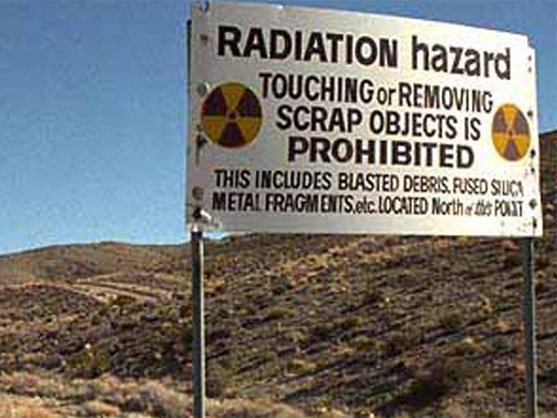 ΗΠΑ - πυρηνικές δοκιμές στη Νεβάδα, 1979 - λευχαιμία