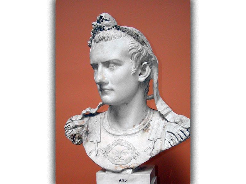 Ρωμαϊκή Αυτοκρατορία - Καλιγούλας