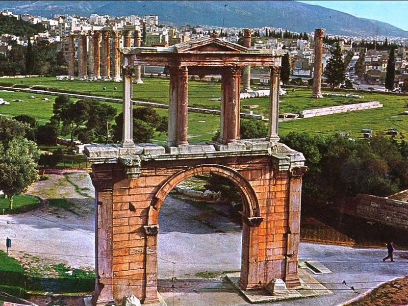 Ρωμαϊκή Αυτοκρατορία - Αδριανός