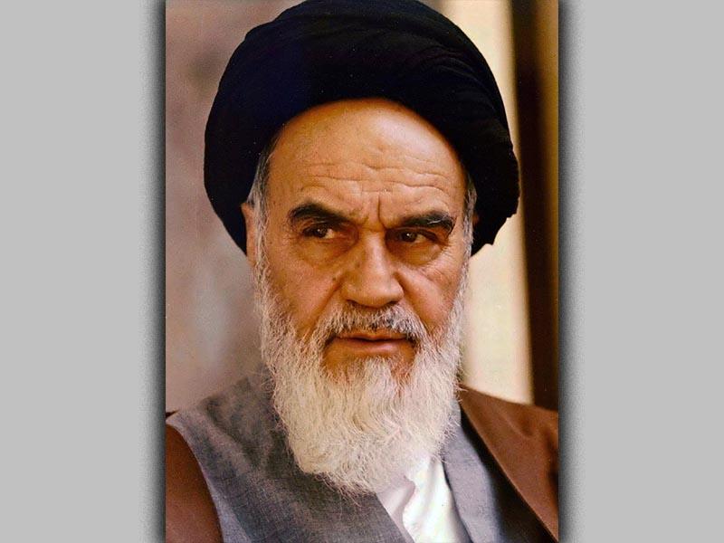 Ιράν - Αγιατολάχ Ρουχολάχ Χομεϊνί