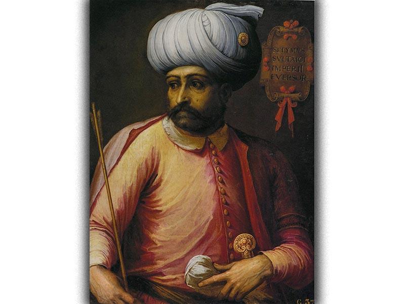 Οθωμανοί - Σελίμ Α΄, 1517