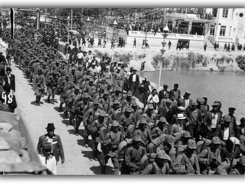 Συρία - Γαλλία - Τουρκία - Αλεξανδρέττα 1937