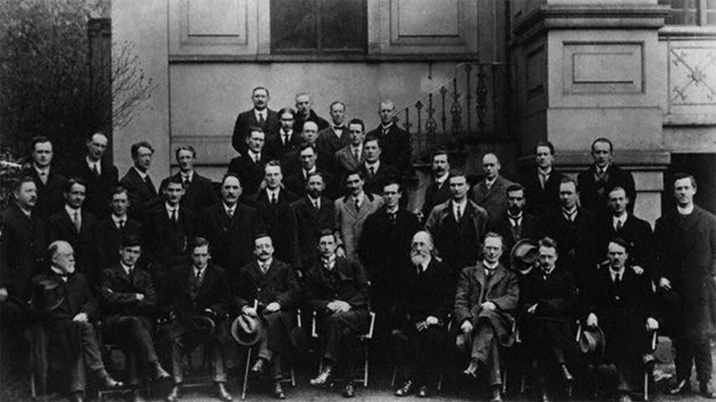 Ιρλανδία - Συντακτική Συνέλευση, 1919