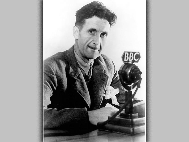 Μ. Βρετανία - Λογοτεχνία - αντικομμουνισμός - Τζωρτζ Όργουελ