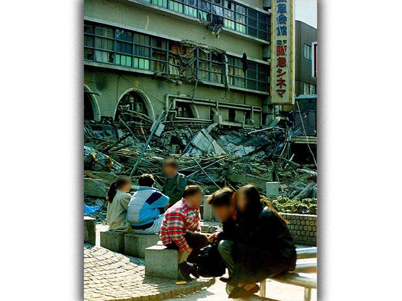 Ιαπωνία - Σεισμός στο Κόμπε, 1995