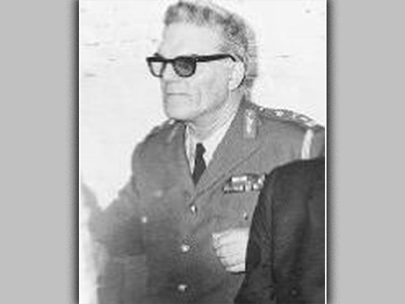 Δικτατορία 1967-1974 - Φαίδωνας Γκιζίκης