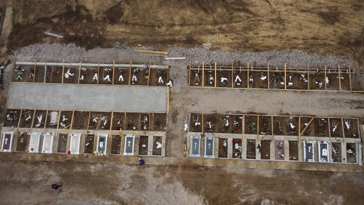 Νεκροταφείο Covid στη Θεσσαλονίκη