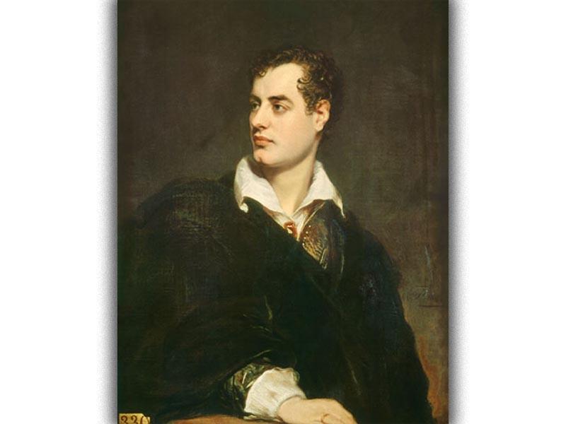 Ελληνική Επανάσταση 1821 - Πολιτισμός - Ποίηση - Λόρδος Βύρωνας