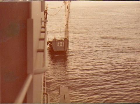 Καθέλκυση αποβατικού από το Αρματαγωγό USS Sumter (LST-1181) του Πολεμικού Ναυτικού των ΗΠΑ