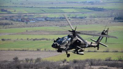 Συνεκπαίδευση Ελλάδας ΗΠΑ ελικόπτερο