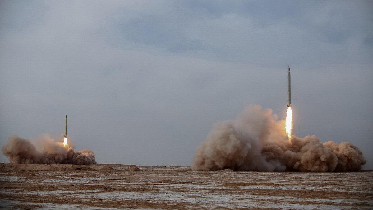 ιράν εκτόξευση πυραύλων