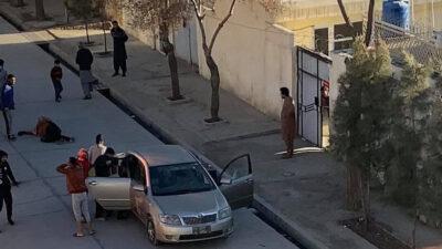 αφγανιστάν δύο γυναίκες δικαστές σκοτώθηκαν