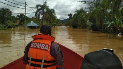 Μαλαισία πλημμύρες