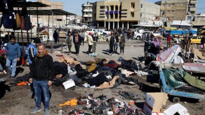 βομβιστική αυτοκτονία στο ιράκ