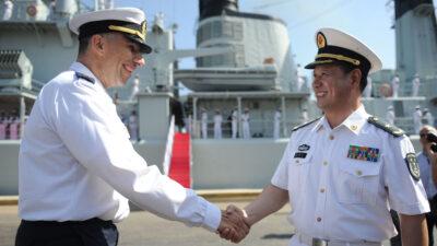 20 χρόνια στρατιωτικής συνεργασίας Ενόπλων Δυνάμεων Ισραήλ με το Πολεμικό Ναυτικό της Κίνας