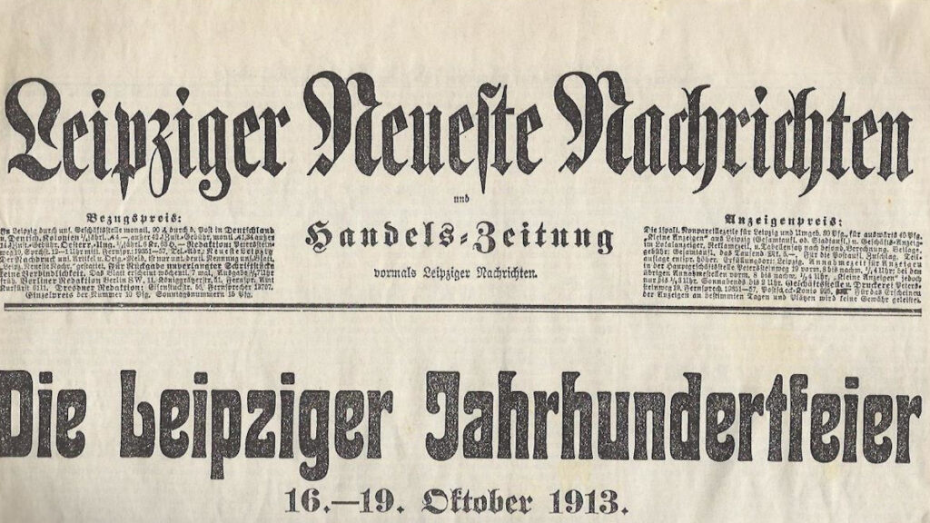 Γερμανία Leipziger Zeitung