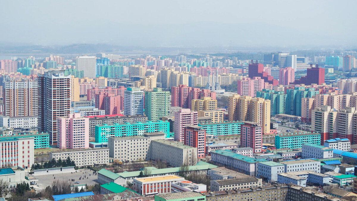 Πιονγιάνγκ, πρωτεύουσα Βόρειας Κορέας