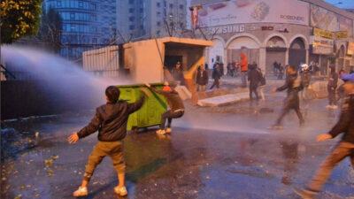 Τρίπολη Λίβανος επεισόδια