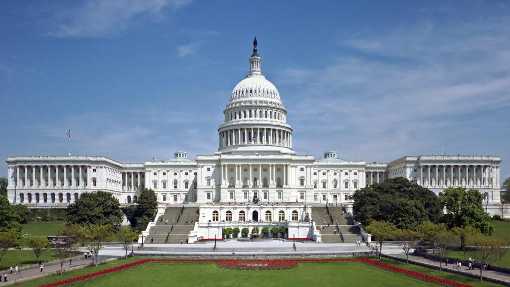 Καπιτώλιο - Έδρα του Κογκρέσου των Αντιπροσώπων και της Γερουσίας των ΗΠΑ - Ουάσιγκτον