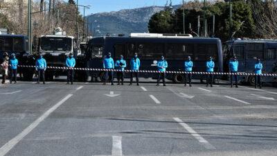 Αστυνομία - ΟΔΟΣ - Σύνταγμα