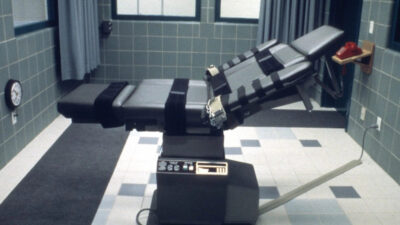 Χώρος εκτέλεσης στις ΗΠΑ - θανατική ποινή