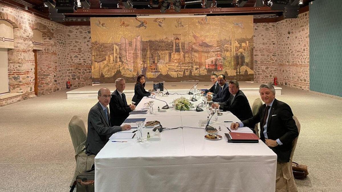 61ος γύρος διερευνητικών επαφών Ελλάδας - Τουρκίας στην Κωνσταντινούπολη